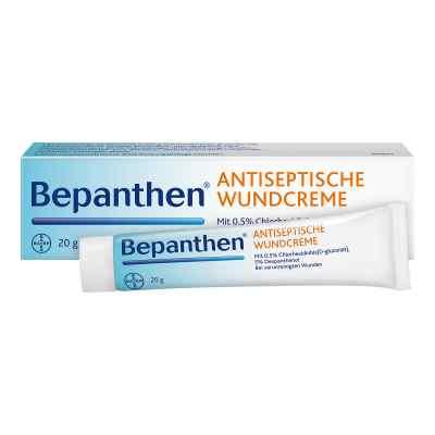 Bepanthen Antiseptische Wundcreme  bei apolux.de bestellen