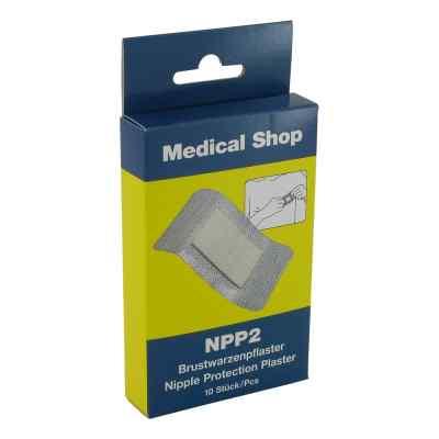 Brustwarzenpflaster Npp2  bei apolux.de bestellen