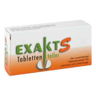 Exakt S Tablettenteiler  bei apolux.de bestellen