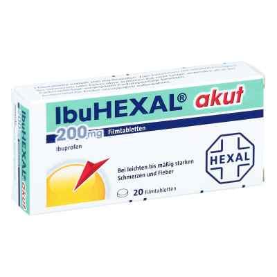 IbuHEXAL akut 200mg  bei apolux.de bestellen