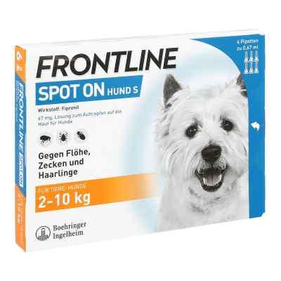 Frontline Spot on H 10 veterinär  Lösung  bei apolux.de bestellen
