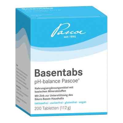 Basentabs pH Balance Pascoe Tabletten  bei apolux.de bestellen