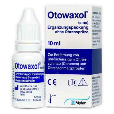Otowaxol sine Lösung  bei apolux.de bestellen