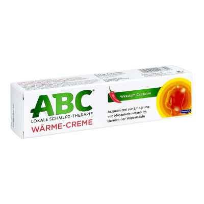 ABC Wärme-Creme Capsicum 0,75mg/g Hansaplast med  bei apolux.de bestellen