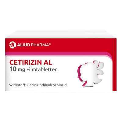 Cetirizin AL 10mg  bei apolux.de bestellen