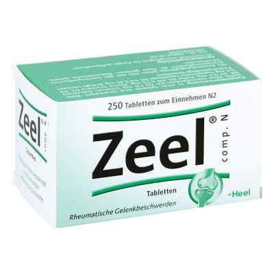 Zeel compositus N Tabletten  bei apolux.de bestellen