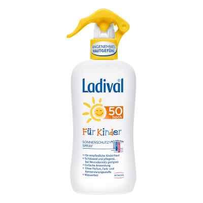 Ladival Kinder Spray Lsf 50  bei apolux.de bestellen