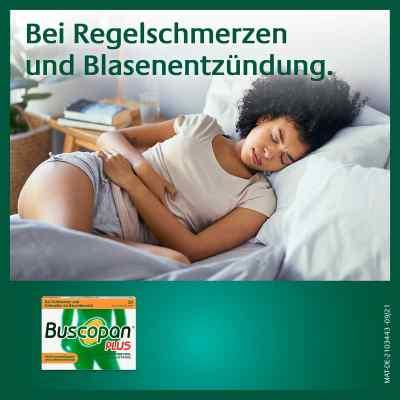 Buscopan PLUS Filmtabletten bei Bauchschmerzen & Regelschmerzen  bei apolux.de bestellen