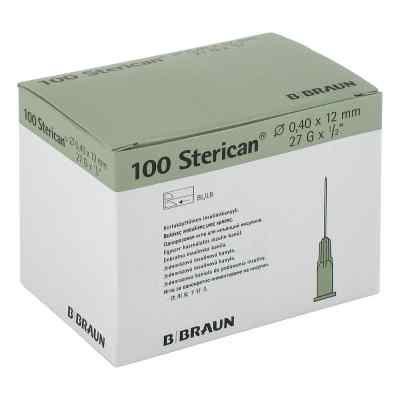 Sterican Ins.einm.kan.27gx1/2 0,40x12 mm  bei apolux.de bestellen