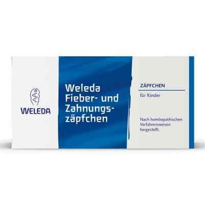 Fieber- Und Zahnungszäpfchen  bei apolux.de bestellen