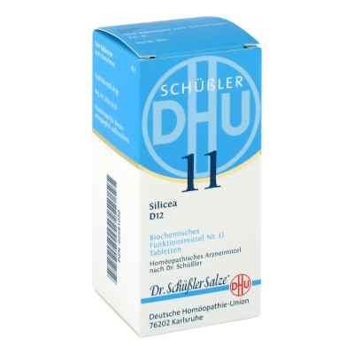 Biochemie Dhu 11 Silicea D12 Tabletten  bei apolux.de bestellen