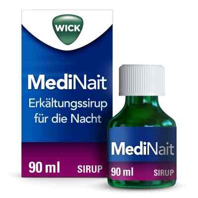 WICK MediNait Erkältungssirup für die Nacht  bei apolux.de bestellen