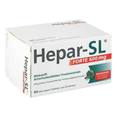 Hepar-SL forte 600mg  bei apolux.de bestellen