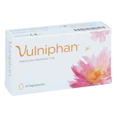 Vulniphan Vaginalovula  bei apolux.de bestellen