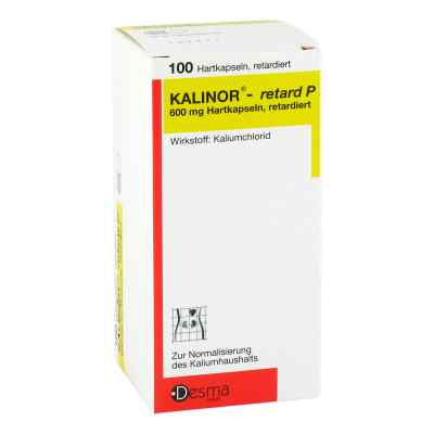 Kalinor retard P 600 mg Hartkapseln  bei apolux.de bestellen
