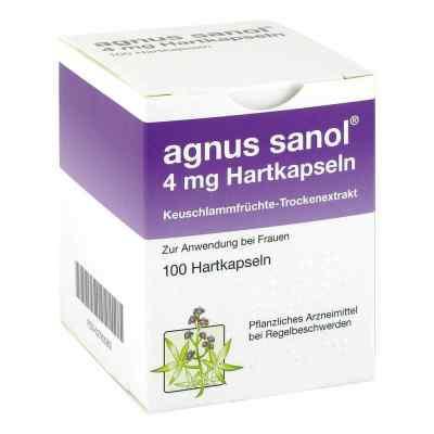 Agnus sanol 4mg  bei apolux.de bestellen