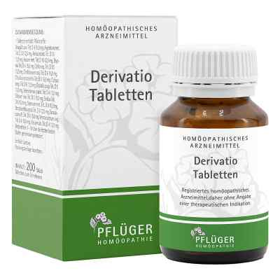 Derivatio Tabletten  bei apolux.de bestellen