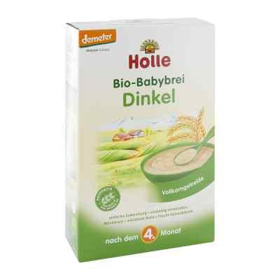 Holle Bio Babybrei Dinkel  bei apolux.de bestellen