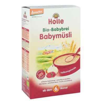 Holle Bio Babybrei Babymüsli  bei apolux.de bestellen