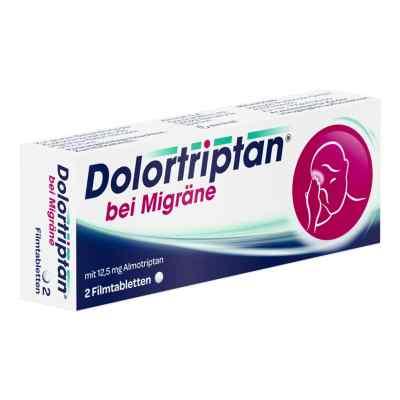 Dolortriptan bei Migräne  bei apolux.de bestellen