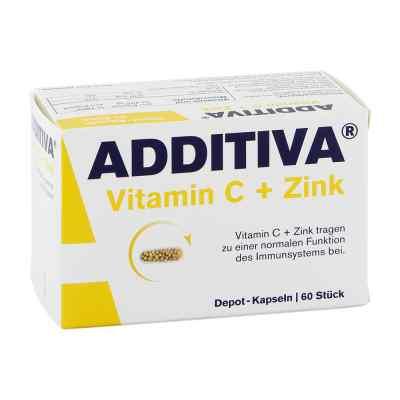 Additiva Vitamin C Depot 300 mg Kapseln  bei apolux.de bestellen