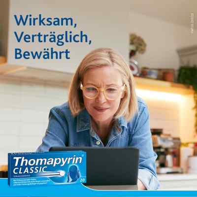 Thomapyrin CLASSIC Schmerztabletten bei Kopfschmerzen  bei apolux.de bestellen