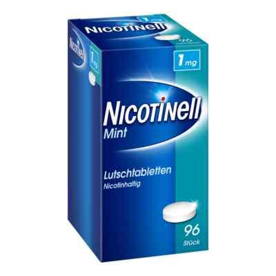 Nicotinell 1mg Mint  bei apolux.de bestellen