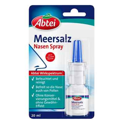 Abtei Meersalz Nasenspray standard  bei apolux.de bestellen