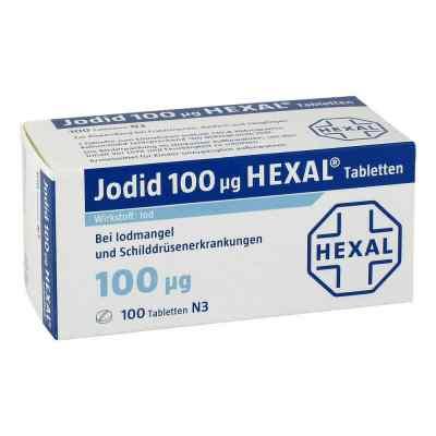 Jodid 100μg HEXAL  bei apolux.de bestellen