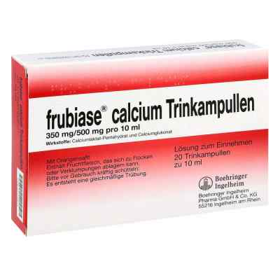 Frubiase Calcium 350mg/500mg  bei apolux.de bestellen