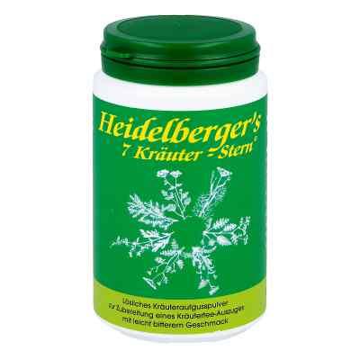 Heidelbergers 7 Kräuter Stern Tee  bei apolux.de bestellen