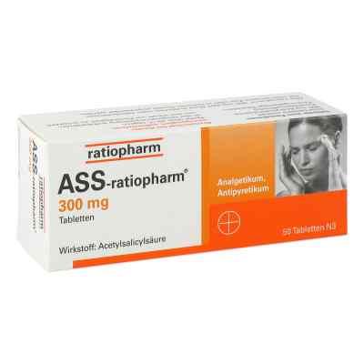 ASS-ratiopharm 300mg  bei apolux.de bestellen