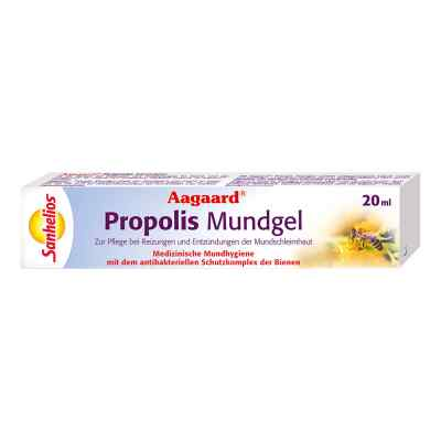 Aagaard Propolis Mundgel  bei apolux.de bestellen
