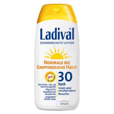 Ladival norm.bis empfindl.Haut Lotion Lsf 30  bei apolux.de bestellen