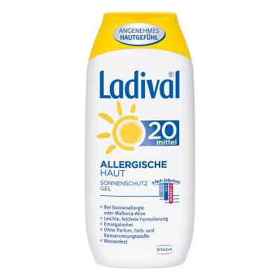 Ladival allergische Haut Gel Lsf 20  bei apolux.de bestellen