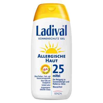 Ladival allergische Haut Gel Lsf 25  bei apolux.de bestellen