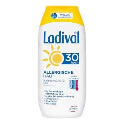 Ladival allergische Haut Gel Lsf 30  bei apolux.de bestellen
