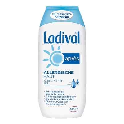 Ladival allergische Haut Apres Gel  bei apolux.de bestellen