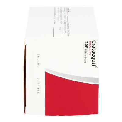 Crataegutt novo 450mg