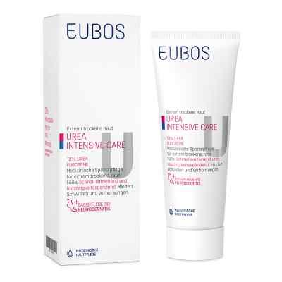 Eubos Trockene Haut Urea 10% Fusscreme  bei apolux.de bestellen