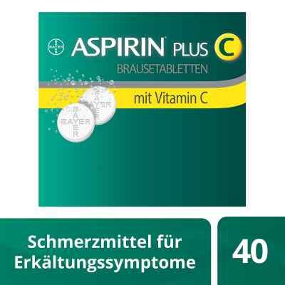 Aspirin plus C  bei apolux.de bestellen