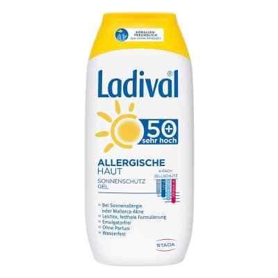 Ladival allergische Haut Gel Lsf 50+  bei apolux.de bestellen