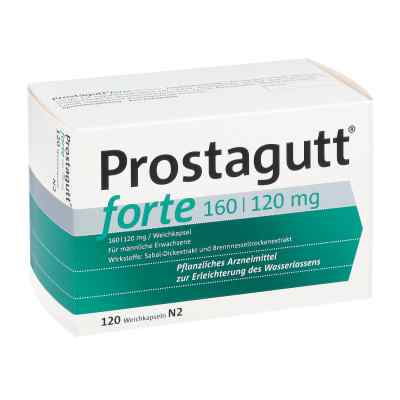 Prostagutt forte 160/120mg  bei apolux.de bestellen