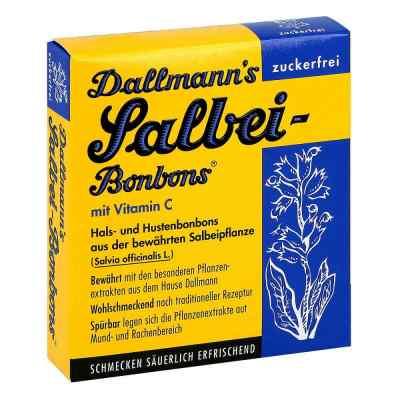 Dallmann's Salbeibonbons zuckerfrei  bei apolux.de bestellen