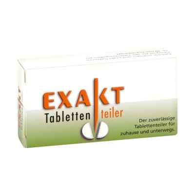 Exakt Tablettenteiler  bei apolux.de bestellen