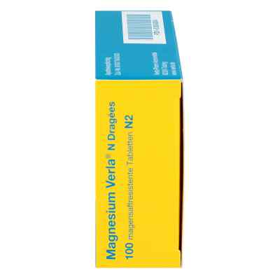 Magnesium Verla N Dragees  bei apolux.de bestellen