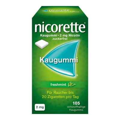 Nicorette 2mg freshmint  bei apolux.de bestellen