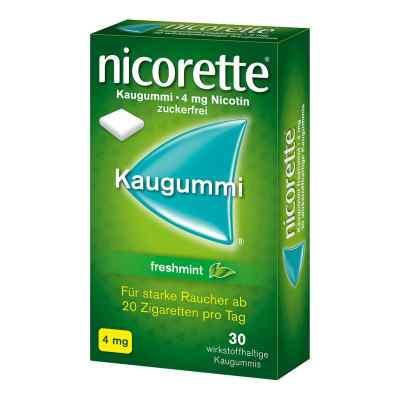 Nicorette 4mg freshmint  bei apolux.de bestellen