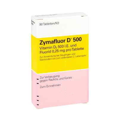 Zymafluor D 500  bei apolux.de bestellen