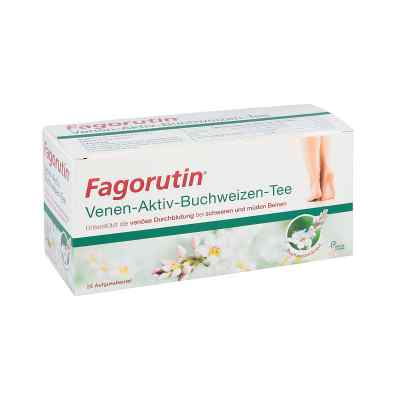 Fagorutin Venen-aktiv-buchweizen-tee Filterbeutel  bei apolux.de bestellen
